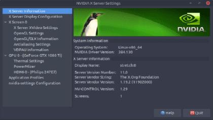 nvidia-driver-debian-stretch