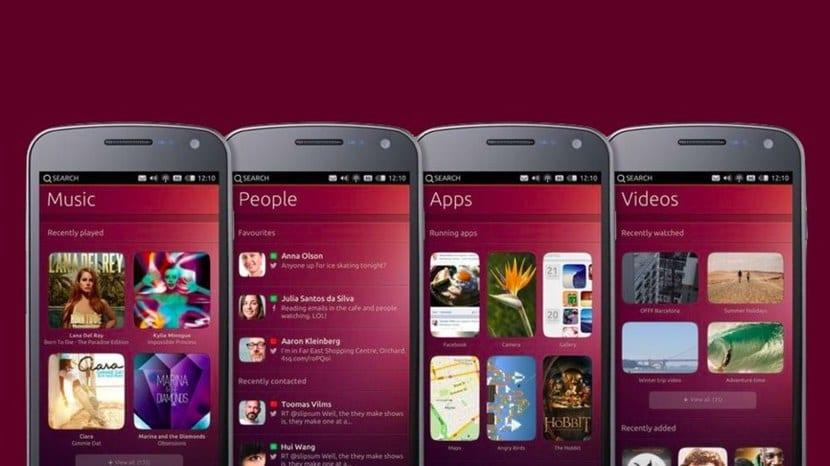 Ubuntu Touch en smartphones