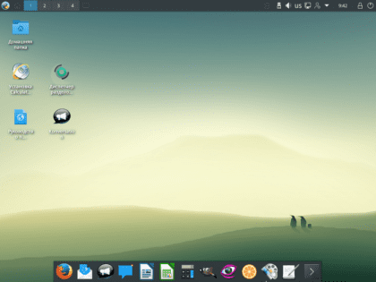 Calculate Linux KDE