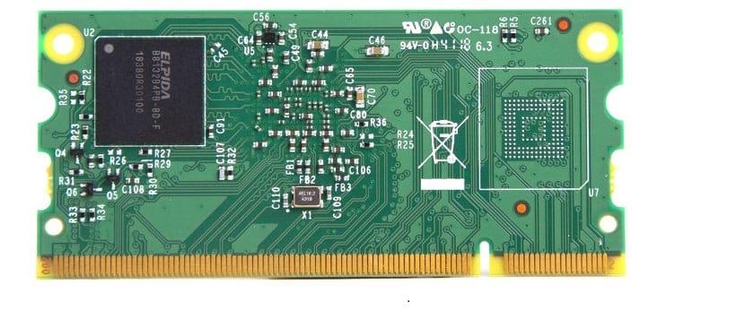 RPi-CM3Plus-32GB-eMMC-flash