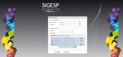 SIGESP: Sistema Administrativo Integrado