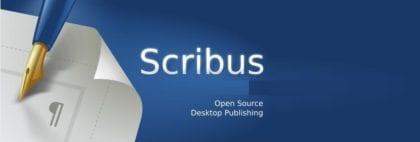 Scribus-Splash
