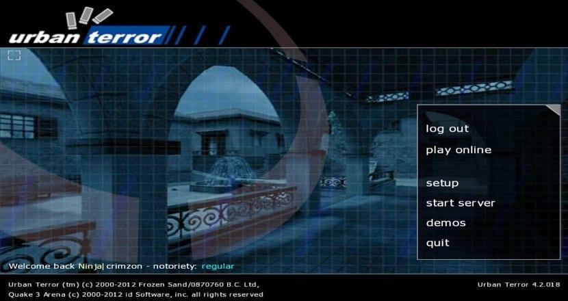 Urban Terror un excelente juego de disparos multijugador en línea