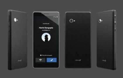 Smartphone Librem 5