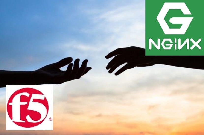 F5 ha comprado a NGINX