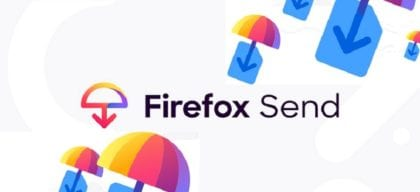 Firefox Send logo