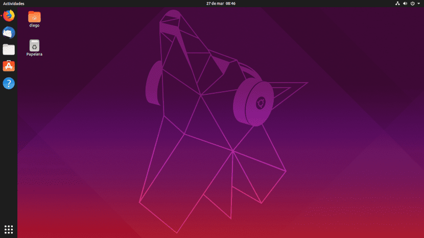 Ubuntu 19.04 Disco Dingo Beta