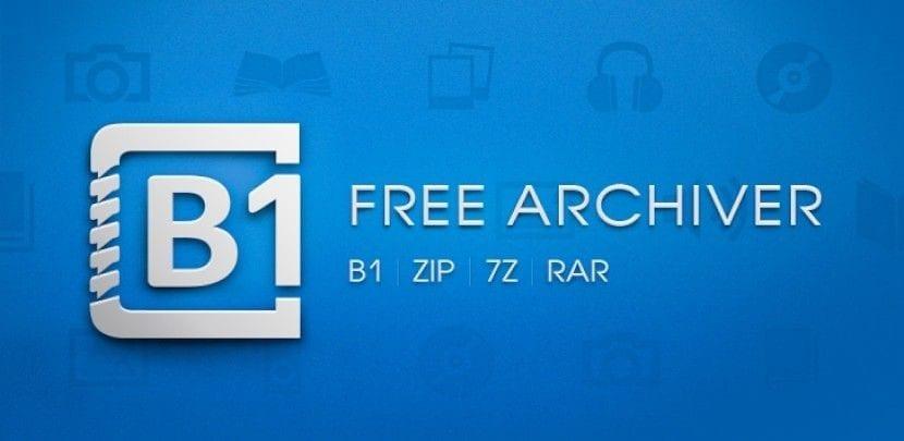 B1 Free Archiver: Un gestor de archivos comprimidos amigable y simple