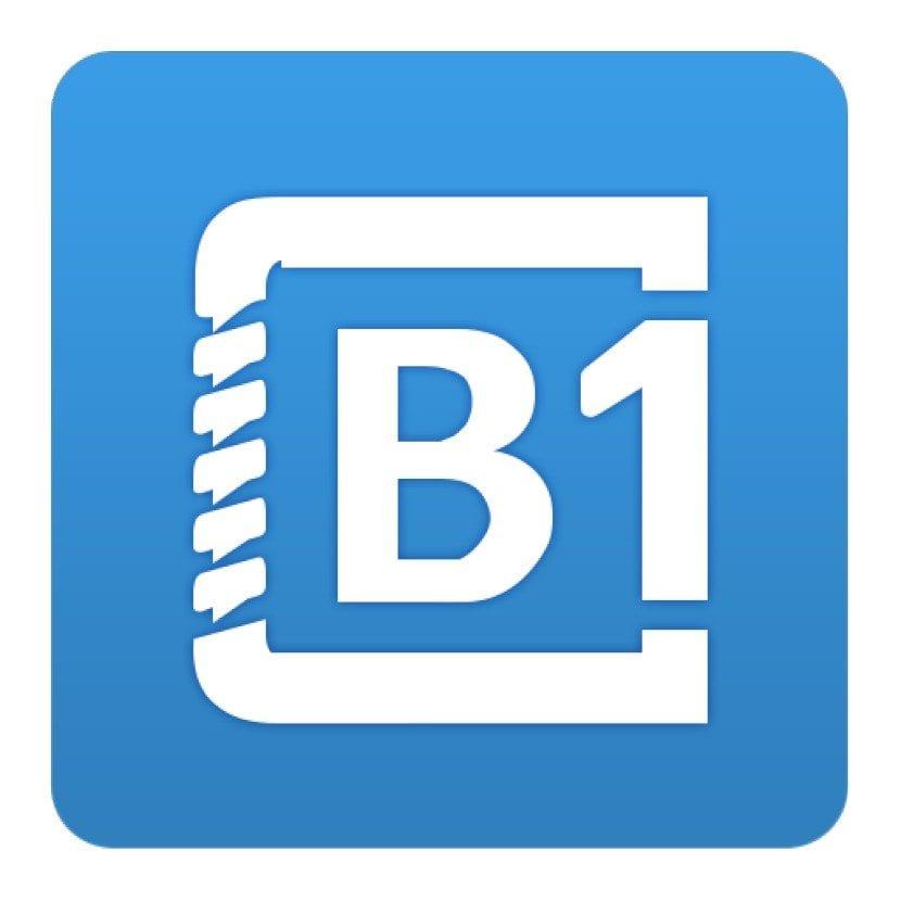 B1 Free Archiver: Introducción - Logo