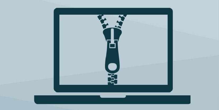 Comprimir y Descomprimir en GNU/Linux: Imagen destacada