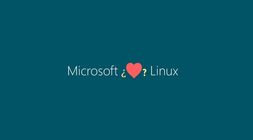 Microsoft ¿love? Linux