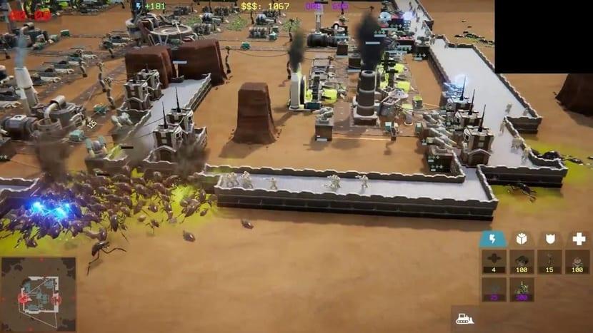 Captura pantalla Second Earth