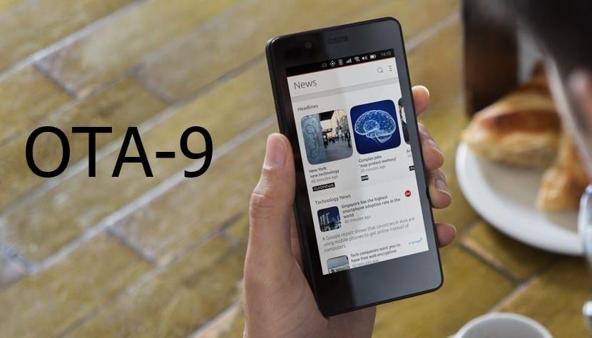 Ubuntu Touch OTA-9