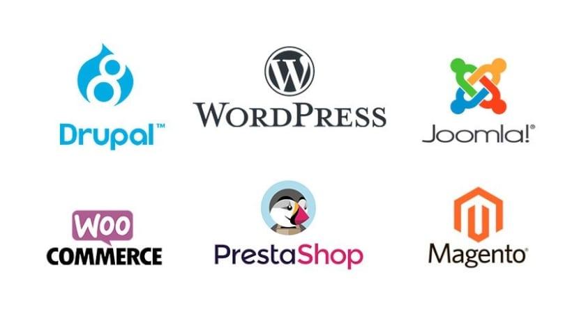 WordPress: ¿Qué es un CMS? - Tipos