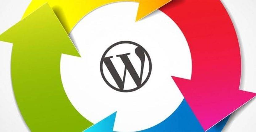 WordPress: Actualización