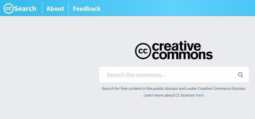 Banco de Imágenes: CC Search
