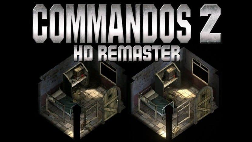 Commandos 2 hd