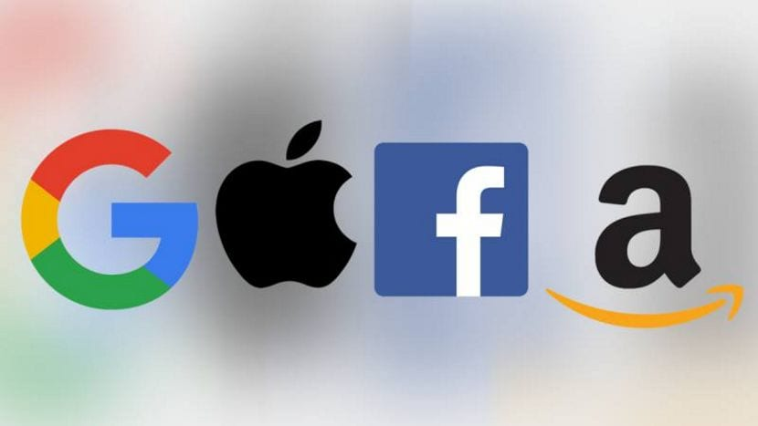 Apple, Facebook, Google y Amazon son acusados de monopolio y son ...