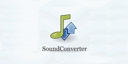 SoundConverter: Introducción