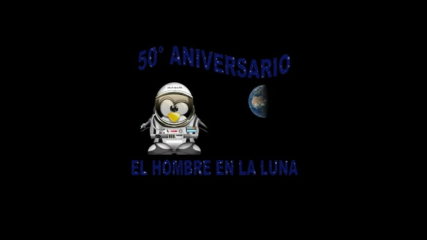 Tecnología Espacial y Software Libre: 50° Aniversario de la llegada del hombre a la Luna