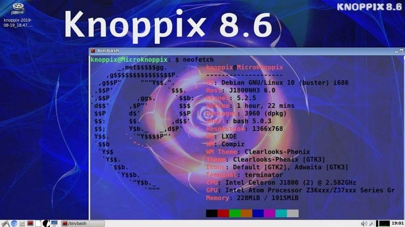 Knoppix 8.6