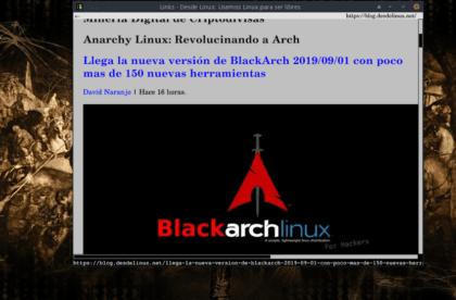 Links browser 2.20