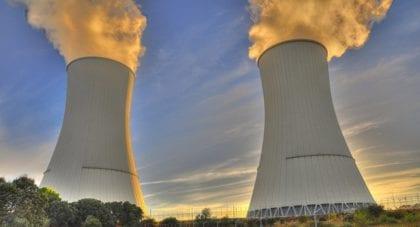 Planta nuclear, criptomonedas