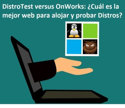 DistroTest versus OnWorks: ¿Cuál es la mejor web para alojar y probar Distros?