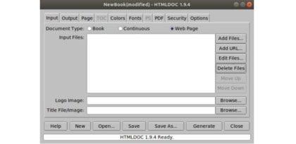 HTMLDOC