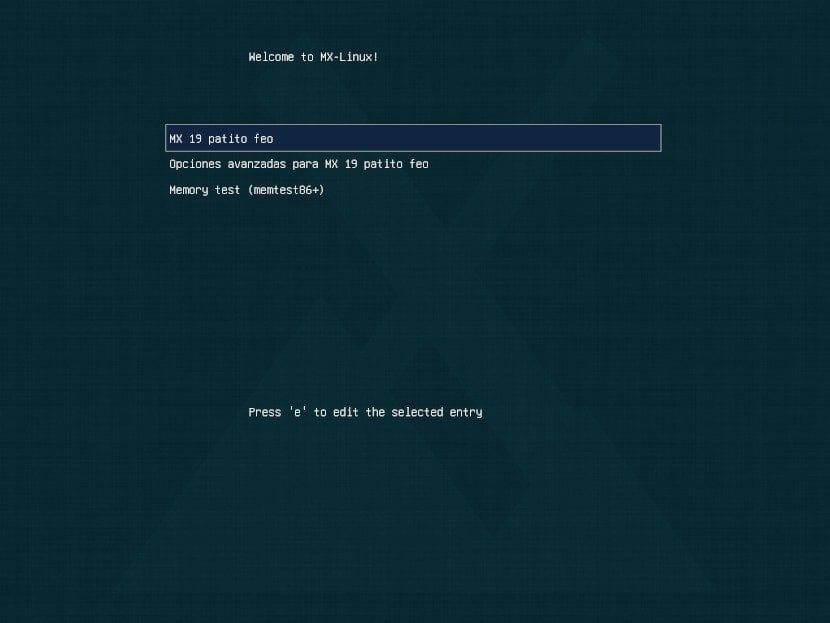 MX-Linux 19: Instalación Paso 13