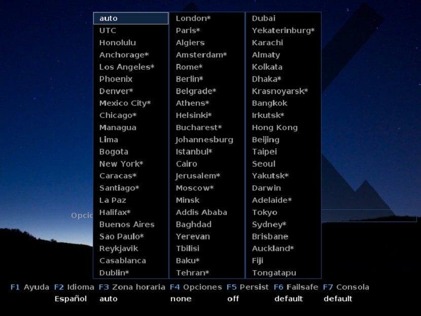 MX-Linux 19: Instalación Paso 1b