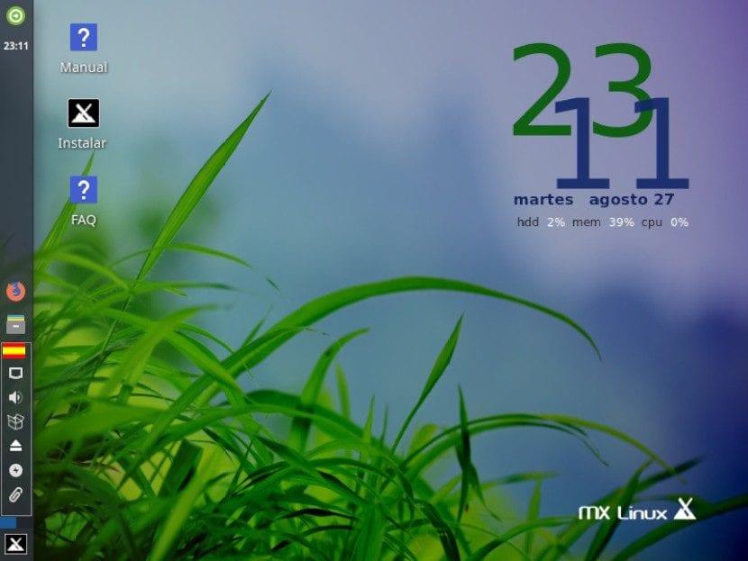 MX-Linux 19: Instalación Paso 2b