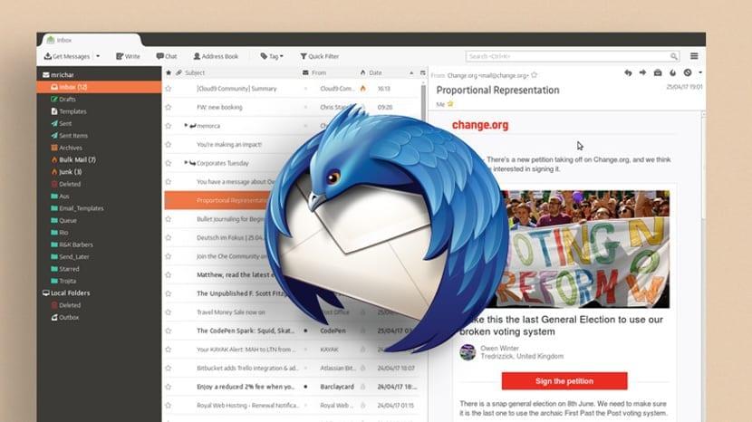 Lo nuevo de Mozilla Thunderbird 78.3.1