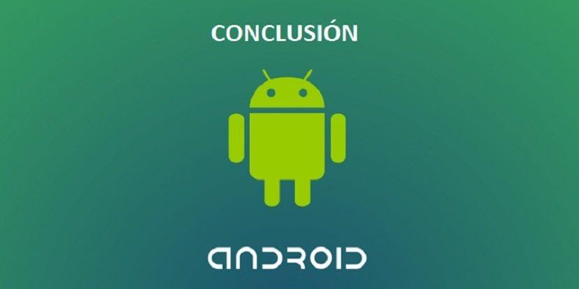 Android con o sin Google: Conclusión