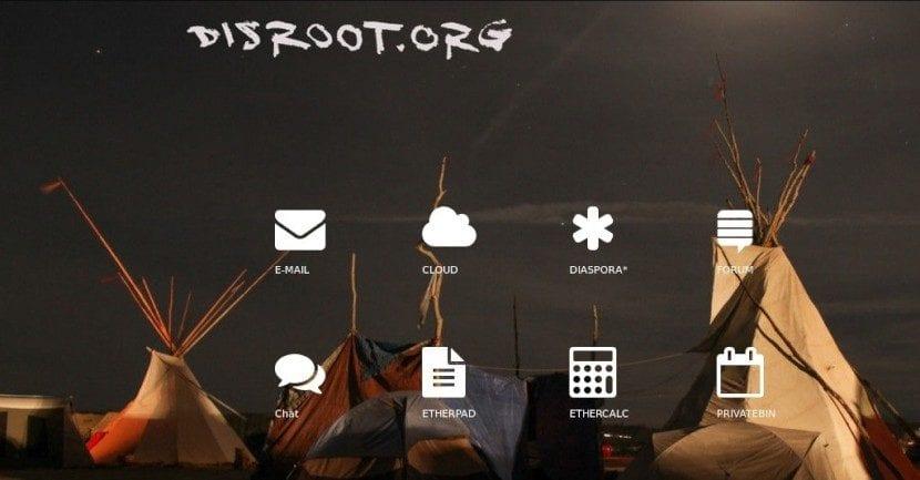 Disroot: Una plataforma libre, privada y segura de servicios en línea