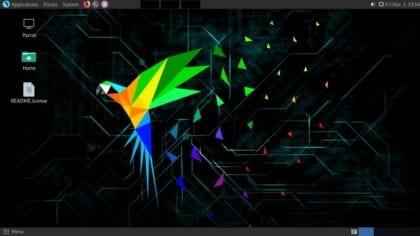 Parrot 4.7