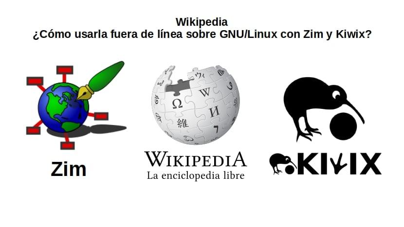 Wikipedia: ¿Cómo usarla fuera de línea sobre GNU/Linux con Zim y Kiwix?