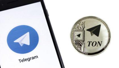 Telegram-gram-cryptocurrency