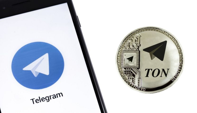 Telegram-gram-cryptocurrency
