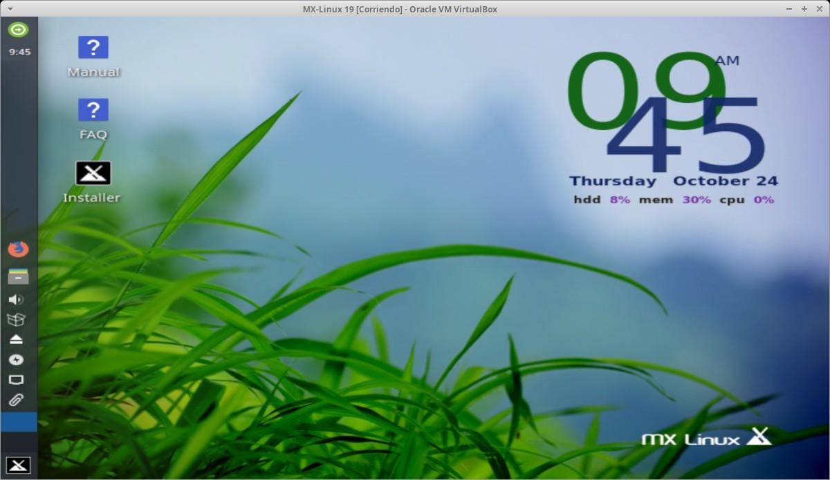 MX Linux 19: La nueva versión basada en DEBIAN 10 ha sido liberada