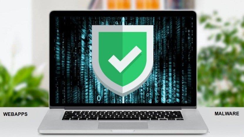 Servicios web de escaneo de software maliciosos en archivos y sitios web