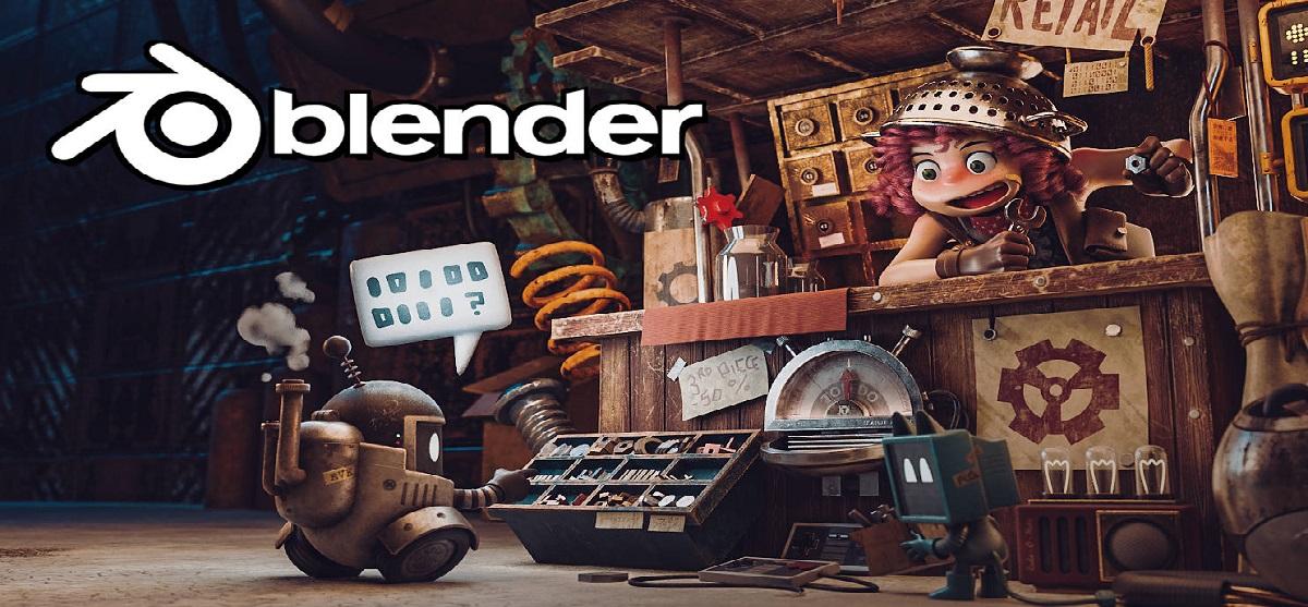 Blender-2.81