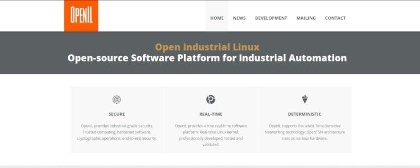Cuarta Revolución Industrial: OpenIL características