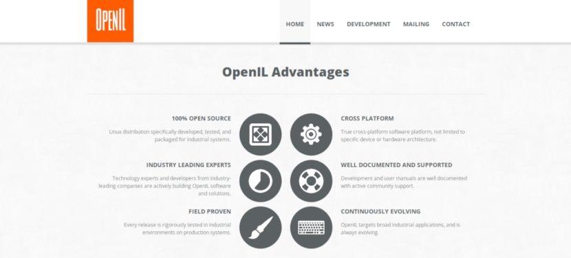 Cuarta Revolución Industrial: OpenIL ventajas