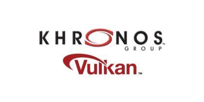 Logo de Khronos Vulkan