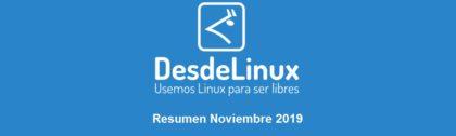 Noviembre 2019: Lo bueno, lo malo y lo feo del Mundo GNU/Linux