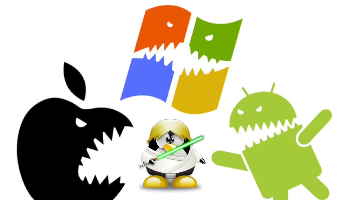 Sistemas Operativos en Guerra: ¡Microsoft en guardia contra todos! ¿Quién ganará?