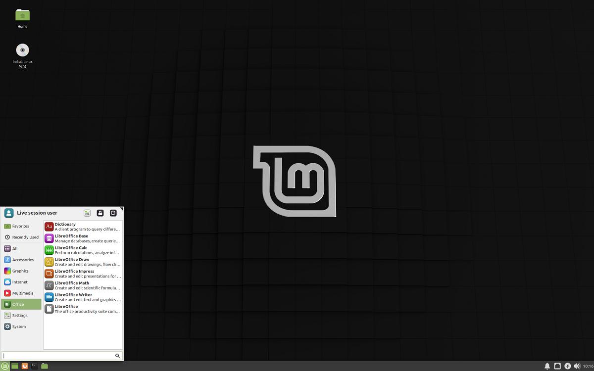 Linux Mint 19.3