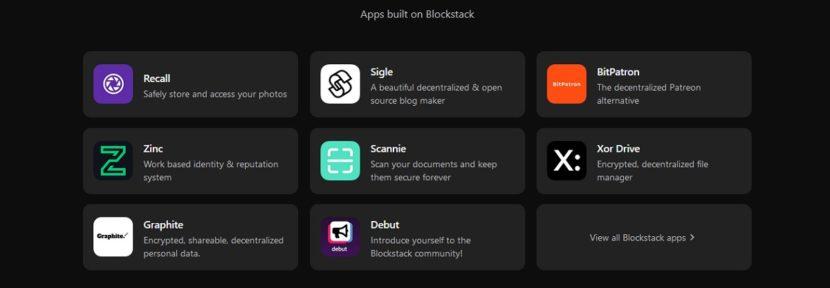 Blockstack: Conclusión
