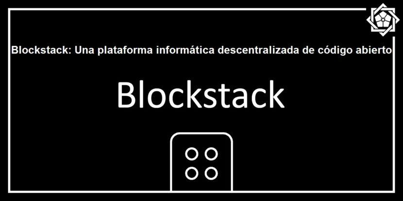 Blockstack: Contenido